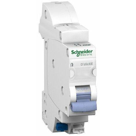 Disjoncteur 1p+n 16 a embrochable r9efc616