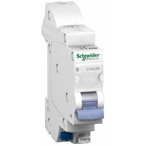 Disjoncteur 1p+n 20 a embrochable resi9