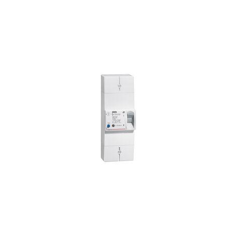 Disjoncteur Branchement 2P 60/90A 500MA Sélectif Legrand