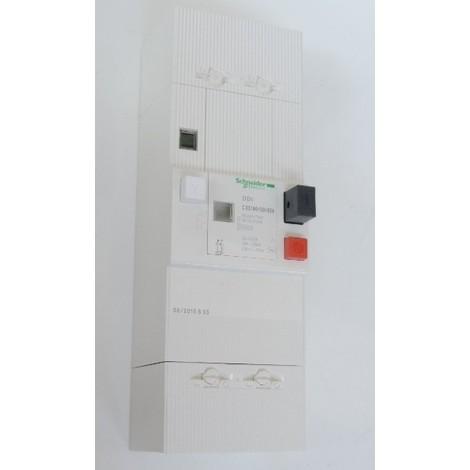Disjoncteur de branchement EDF 1P+N monophasé 32/40/50/63A différentiel 30mA Instantané DUOLINE DDI SCHNEIDER 16876
