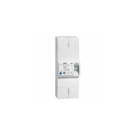 Disjoncteur de branchement -tétrapolaire - instantané - 60A - 401011- Legrand