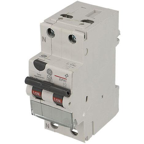 Disjoncteur Différentiel 32A / 30mA