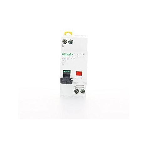 Disjoncteur différentiel DT40 Vigi 25A 1P+N 30 mA instant. type A immun.renforcé
