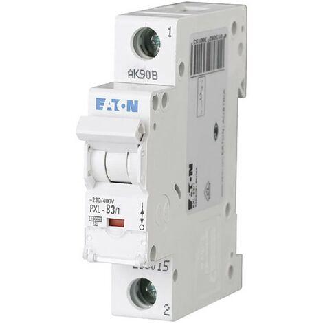 Disjoncteur Eaton PXL-B3/1 236015 1 pôle 3 A 230 V/AC 1 pc(s)