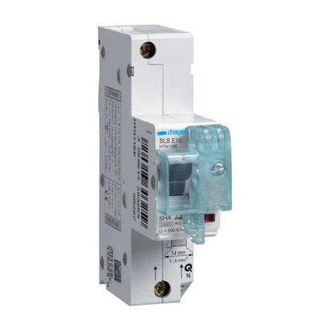 Disjoncteur Hager HTN116E HTN116E monophasé 1 pôle 16 A 1 pc(s)