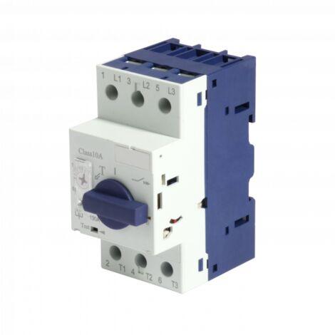 Disjoncteur magneto thermique 3 pôles NALTO
