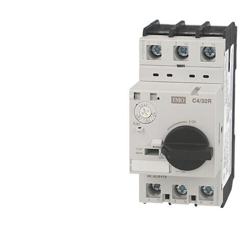 Disjoncteur magnéto thermique IMO réglable de 6 à 10A