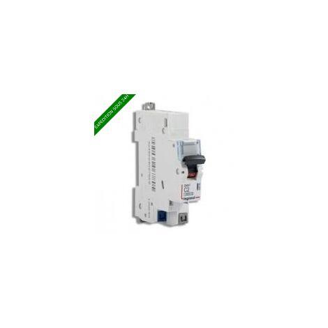 Disjoncteur modulaire DNX3 courbe C Ph+N auto - 4,5kA 230V