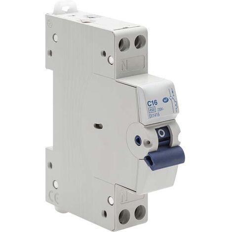Disjoncteur Ph/N 16A - Proteus