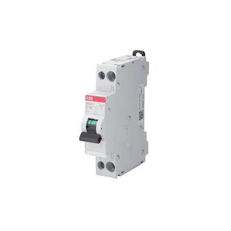 Disjoncteur Automatique Phase+Neutre SN201SL-C2 4.5kA 10 Amp/ères ABB