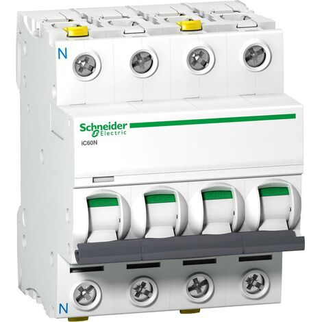 Disjoncteur Schneider Electric A9F04720 A9F04720 20 A 400 V 1 pc(s)