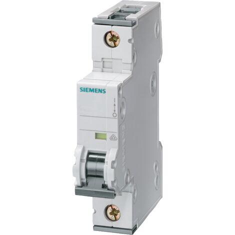 Disjoncteur Siemens 1P 10A 6 ka Type C 1 Formulaire