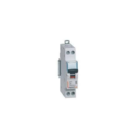 Disjoncteur uni+n Leg DNX3 -6A C