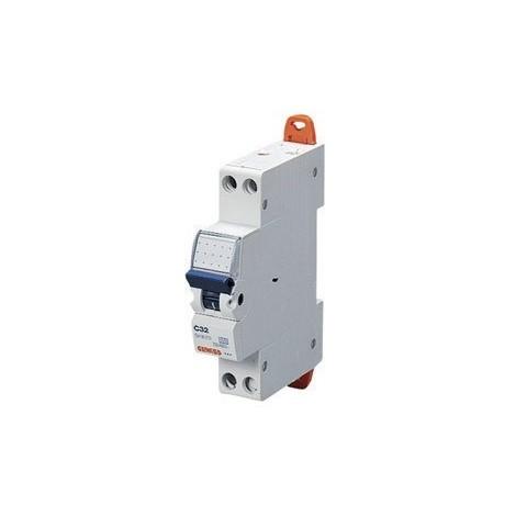 Disjoncteur unipolaire + neutre - Gewiss modulaire - GEWISS