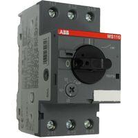 Disjoncteurs magnéto-thermique ABB