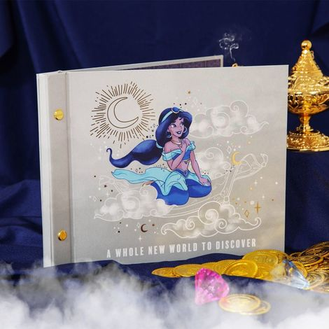 "Disney Aladdin Photo Album 7"" x 5"" - Jasmine"