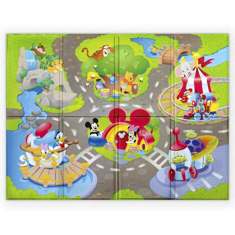 Disney Baby Alfombra de juegos de bebé DISNEY PALS