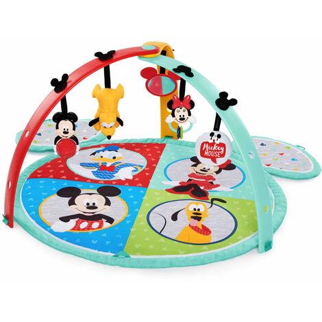Disney Baby Einfach zu Lagernde Spielmatte Mickey Mouse Mehrfarben