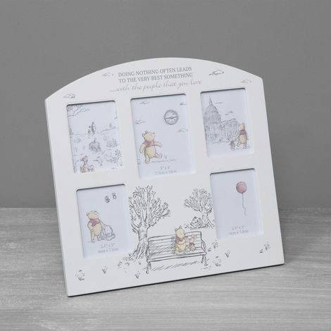 Disney Christopher Robin The Very Best Multi-Aperture Collage Photo Frame