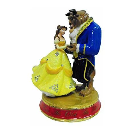 "main image of ""Disney Classic Trinket Box - Beauty & The Beast"""