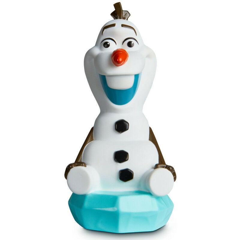 Moose Toys - Veilleuse et lampe torche GoGlow Buddy Olaf Disney