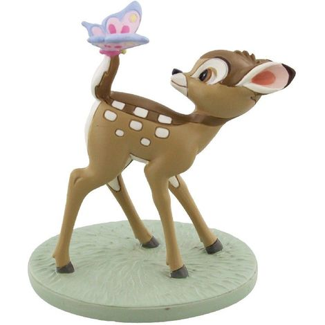Disney Magical Moments Figurine - Bambi & Butterfly