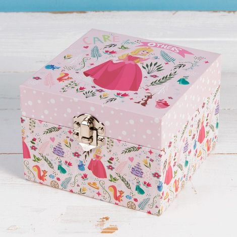 Disney Princess Musical Jewellery Box - Aurora