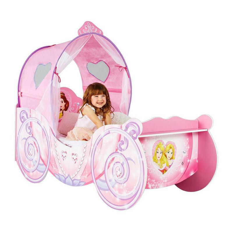 Lit carrosse Légende Princesse Disney - MOOSE TOYS