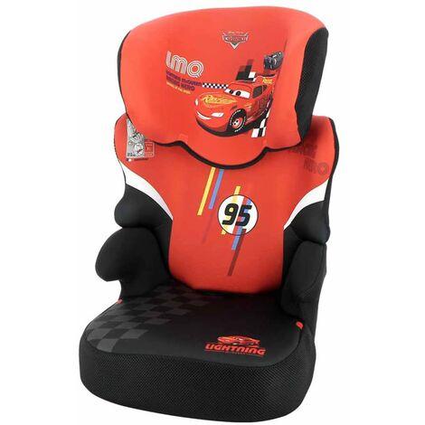 """main image of """"Disney Seggiolino Auto per Bambini Befix Cars Gruppo 2+3 Rosso"""""""