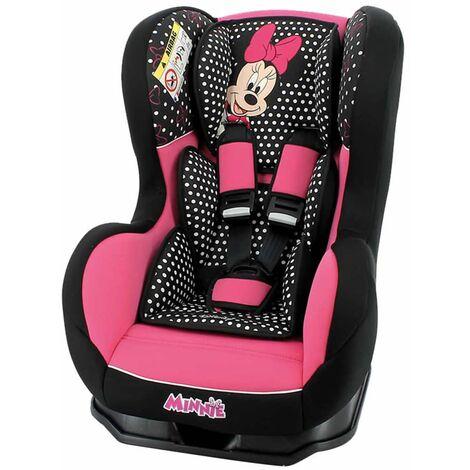 """main image of """"Disney Seggiolino Auto per Bambini Cosmo SP Minnie Gruppo 0+1 Rosa"""""""