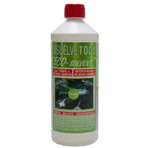 Disolvente ecológico Eco-solvent 1 Lt Dipistol