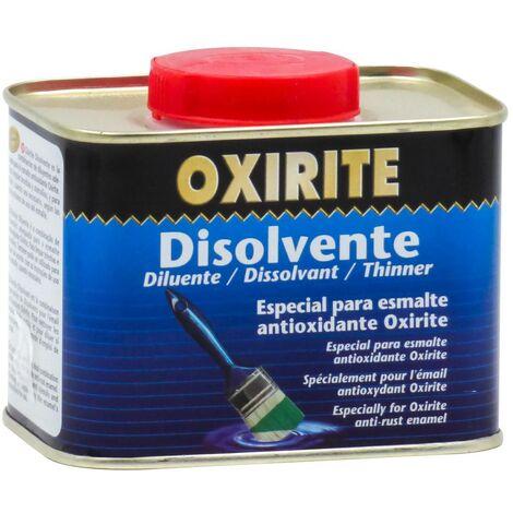 Disolvente Oxirite