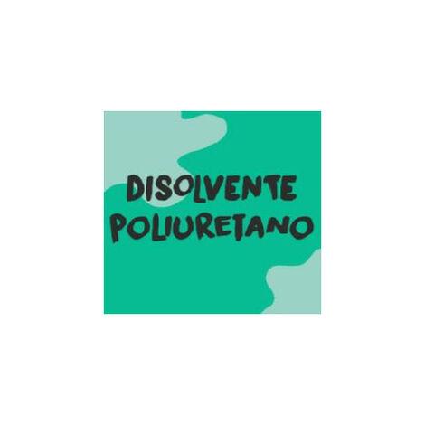 DISOLVENTE POLIURETANOS 5 LT