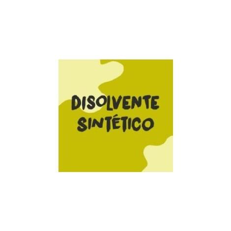 DISOLVENTE SINTETICOS 1 LT