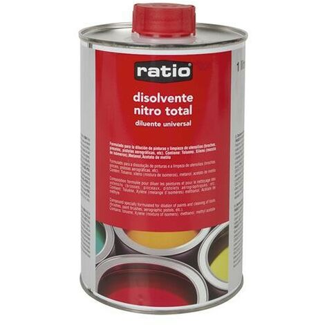 DISOLVENTE UNIVERS NITRO TOTAL RATIO 1 L
