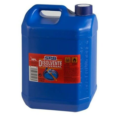 """main image of """"DISOLVENTE UNIVERSAL 5L 300795"""""""