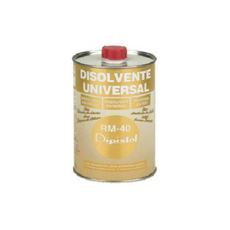 DISOLVENTE UNIVERSAL DIPISTOL RM-40 1/2L.