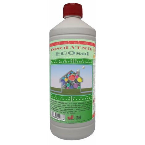 "main image of ""Disolvente Universal Envase Plastico 1 Lt Ecosol Disopol"""