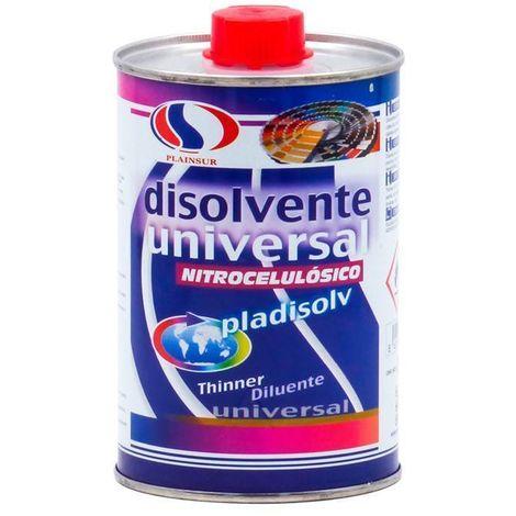 Disolvente Universal Nitro Plainsur (Plastique)