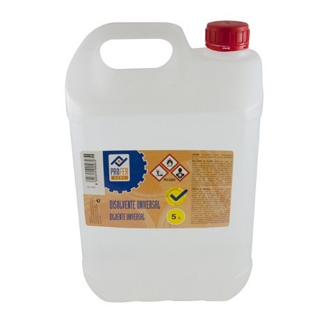 Disolvente Universal Plastico 5 L - NEOFERR - Ph1077