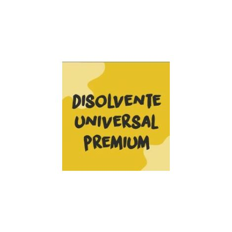 DISOLVENTE UNIVERSAL PREMIUM LATA 500 ML