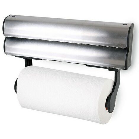 Dispensador Aluminio Film/papel Confortime