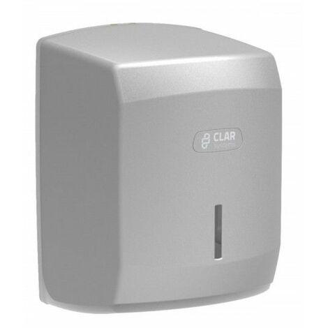 Dispensador Baño Industrial 334X226X230Mm Papel Mecha Abs Pla I-