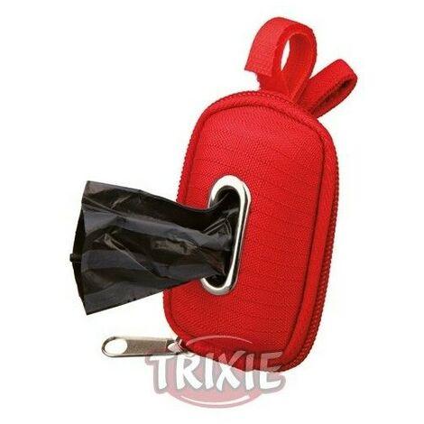 Dispensador de bolsas para perros TRIXIE ROLLEN, incluye 1 recambio de bolsas.