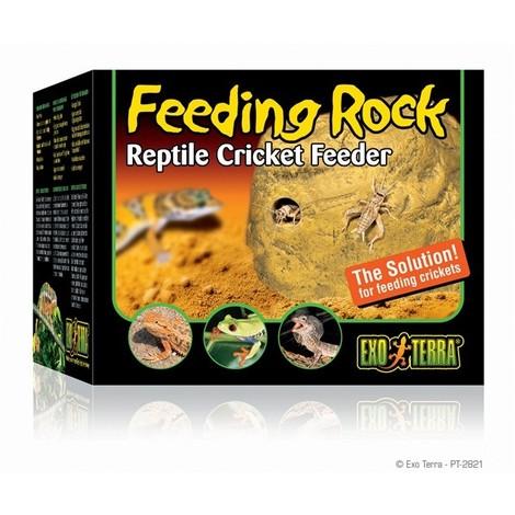 Dispensador de Grillos EXO TERRA - Feeding Rock