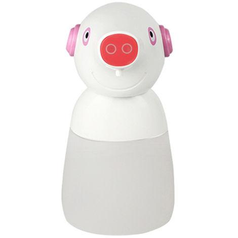Dispensador de jabon con sensor inteligente para el hogar, Blanco