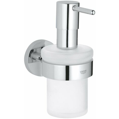 Dispensador de jabon mural Grohe Essentials 40448001 | Cromo