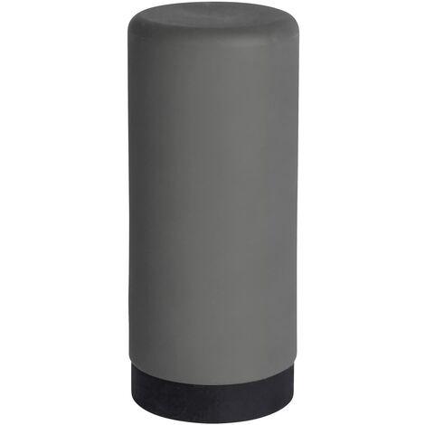Dispensador de líquido para lavavajillas LangRay Squeez-e, silicona, gris,?: 6 x 14 cm