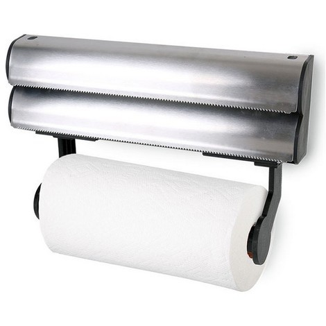 Dispensador de papel Confortime Pvc (34 X 20 x 9 cm)