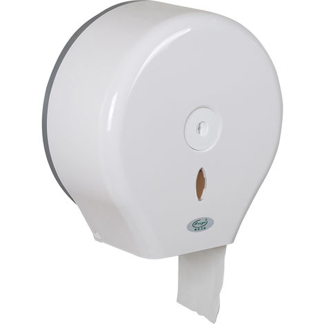 Dispensador de Toallas de Papel, Porta Toallas de Papel, Blanco